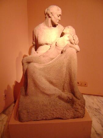 Museo Victorio Macho, La Piedad, Toledo.