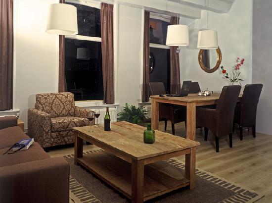 Dutch Masters Apartments: 2BR -  Rembrandt van Rijn apartment
