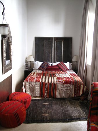 Riad Farnatchi: Bedroom