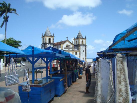 Alrededores de Iglesia da Sé (Olinda - Pe)