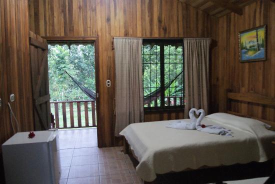 Hotel Rancho Cerro Azul: Inside of the villa