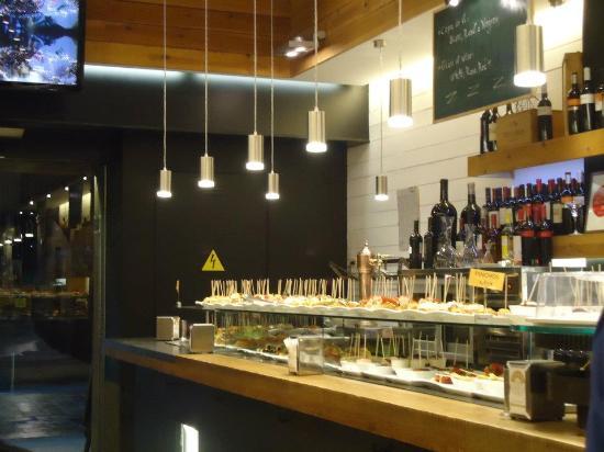 Meilleur Restaurant Tapas Bilbao