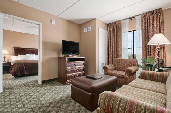 Homewood Suites by Hilton Hotel San Antonio North: One Bedroom