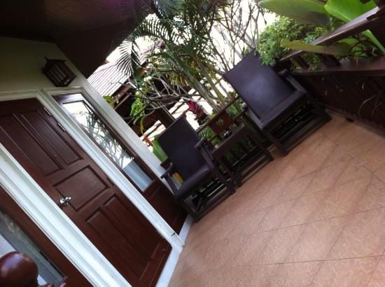 Kanok Buri Resort: Deluxe Jacuzzi Villa