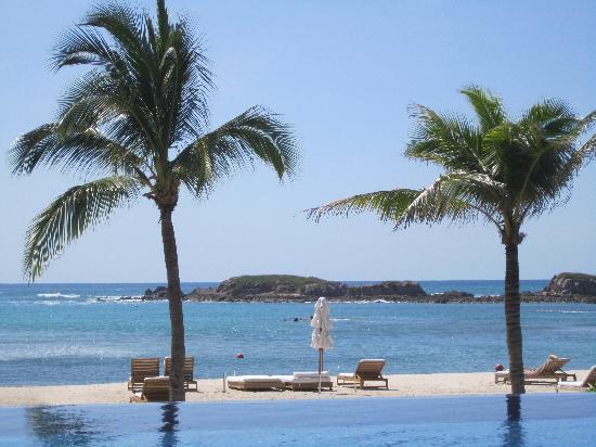The St. Regis Punta Mita Resort: Beach