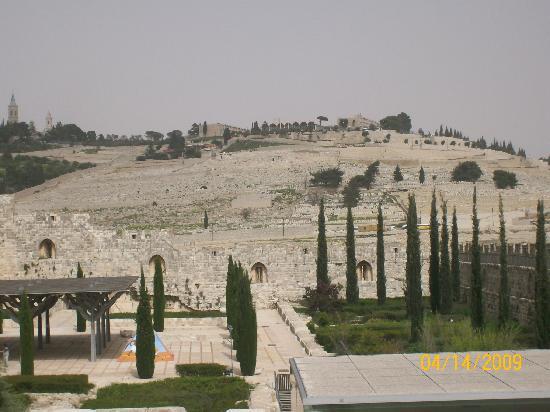 Old City of Jerusalem: something cool