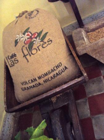 Cafe Las Flores: Coffee!