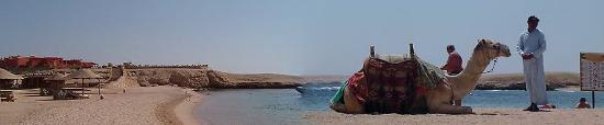 Sharm El Naga: Panorama Strand