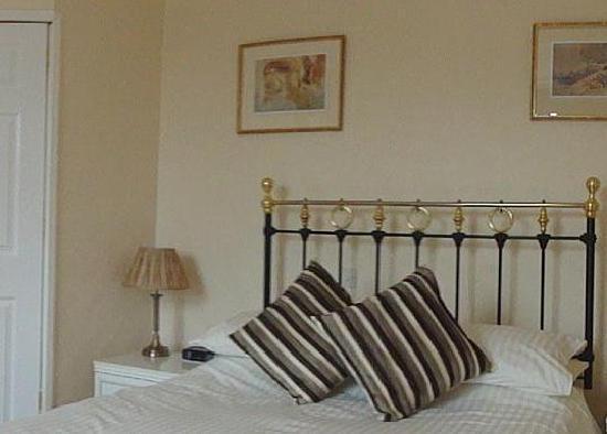 Brookthorpe Lodge: Double en-suite