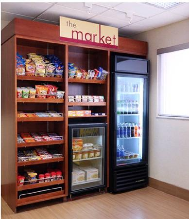 SpringHill Suites Tulsa: Market