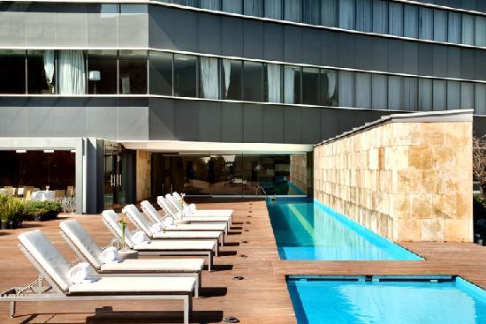 Hilton Mexico City Reforma: Outdoor Pool
