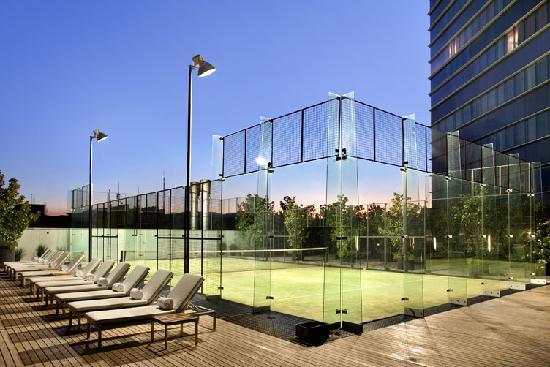Hilton Mexico City Reforma: Paddle Tennis Court