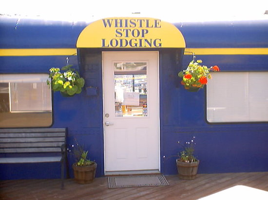 Photo of Whistle Stop Lodging Seward