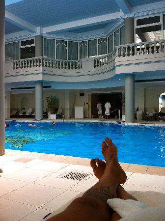 Nouveau le spa - Photo de Waldorf Astoria Versailles - Trianon Palace TT-51