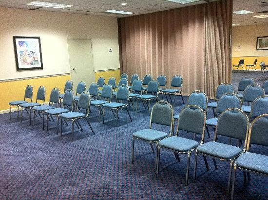 Quality Inn Stuart : Large Meeting Room