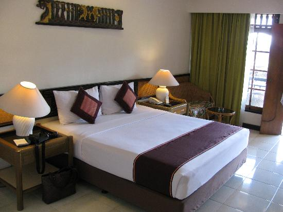 Saranam Eco Resort Bali: Our room