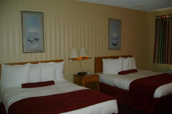 Sinbad's Hotel and Suites: Bedroom