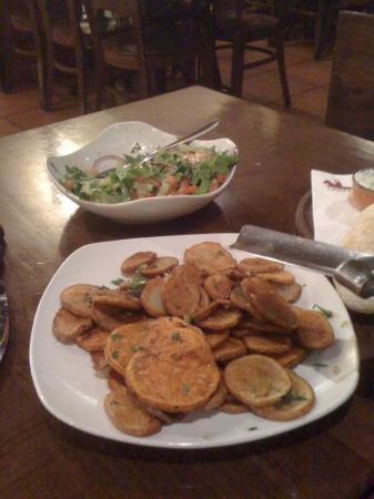 El Gaucho : chips were good too