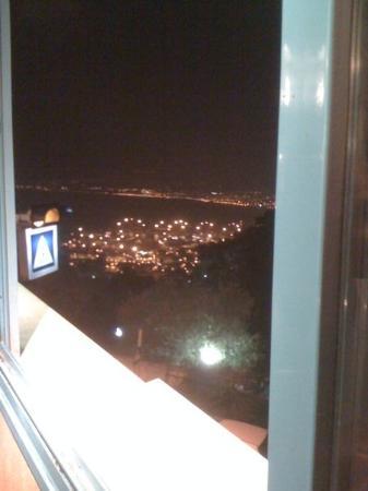 El Gaucho : the view
