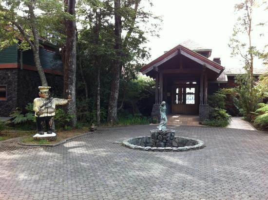 Yan Kee Way Lodge Hotel: Restaurant Yan Kee Way Lodge