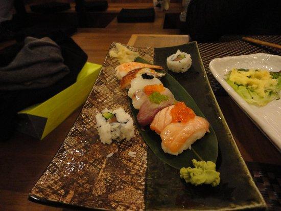 Sushi Zen Trento Omd Men Om Restauranger Tripadvisor