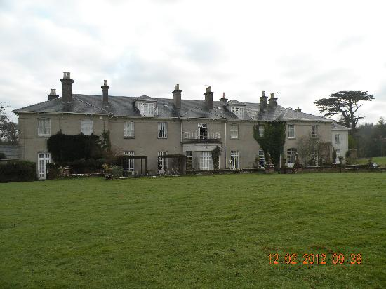Dunbrody Country House Hotel: View from rear grounds