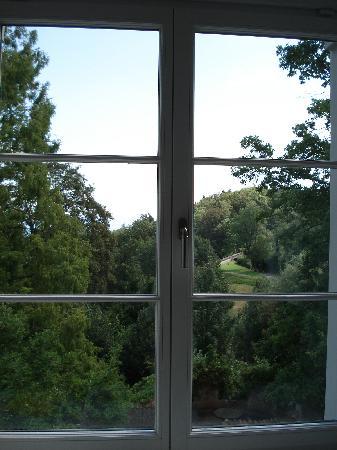 Schloss-Hotel Wartensee : window view