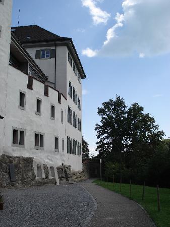 Schloss-Hotel Wartensee : building