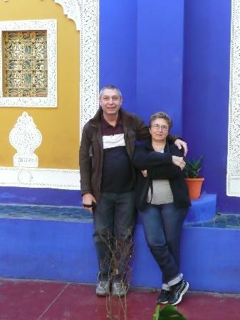Riad Anjar : JF et CL