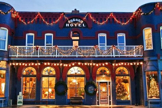 Photo of Meeker Hotel & Cafe