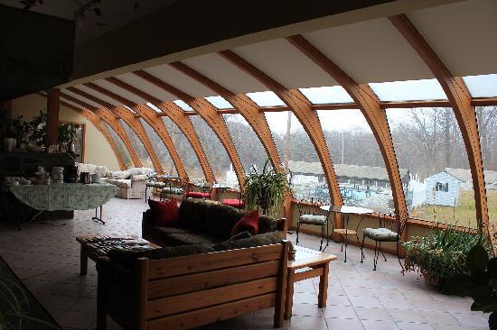 Heidi's Inn : lobby