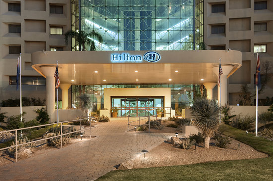 ‪هيلتون توكسون إيست: Welcome to the Hilton Tucson East‬