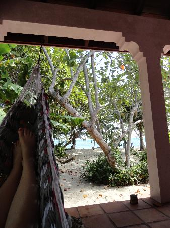 Finca Beach House and Cabana : From the Hammock