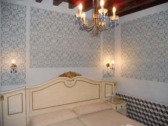 Casa de las Mercedes: habitación