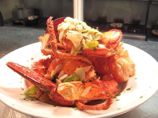 Brando's Citi Cucina: lobster