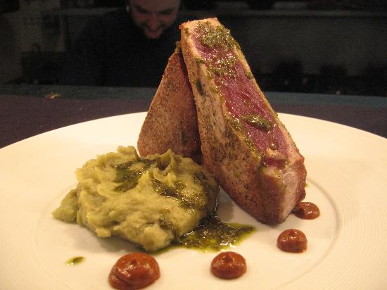 Brando's Citi Cucina: tuna