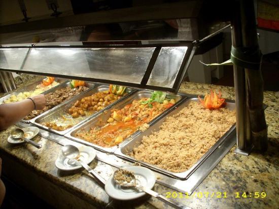 Occidental Grand Punta Cana: buffet