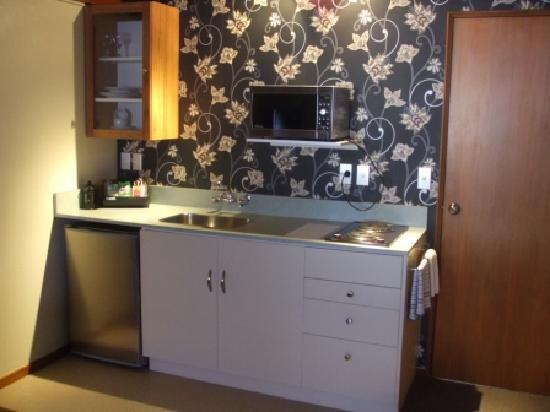 Balmoral Lodge Motel: Kitchenette Facilities
