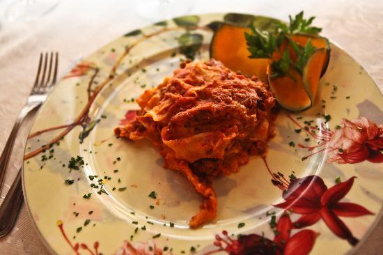 Al Bracere: ...i primi piatti...