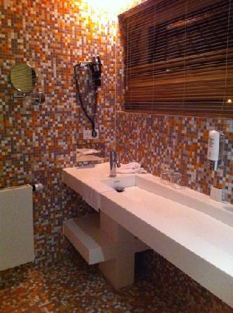 SkiResort Hotel Omnia: bath room