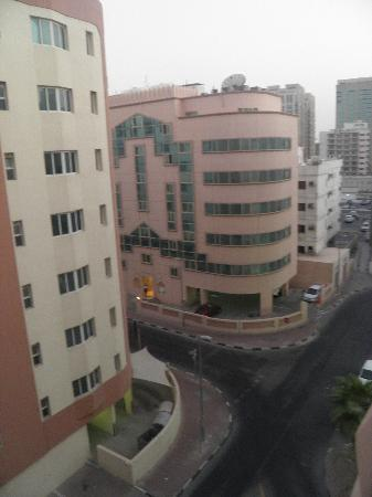 فندق يوريكا: view from room window