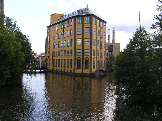 Scandic Norrkoping City: Museum of Work, a short walk from hotel
