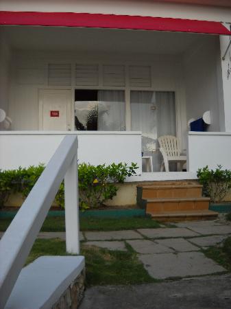 Royal Decameron Montego Beach: 1st floor patio room