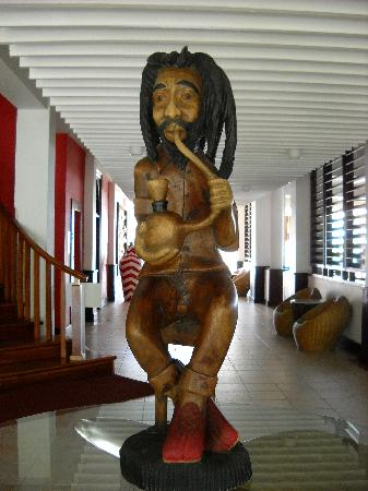 Royal Decameron Montego Beach: lobby entrance