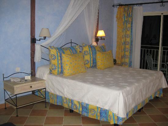 Melia Cayo Santa Maria: cute room