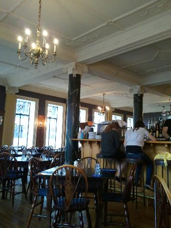 Etrusco at the Savoy: bar