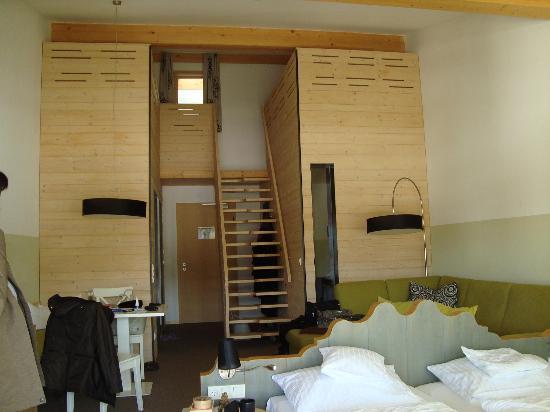 Hotel Lindenwirt: DZ Liebstöckel