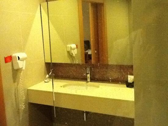 Hotel Selection Pattaya : lavatory