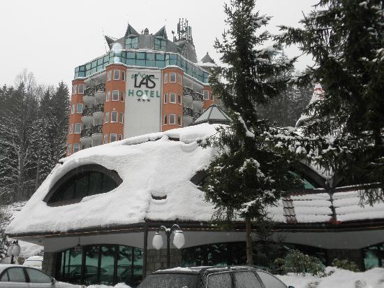 Piechowice, Polska: Hotellet