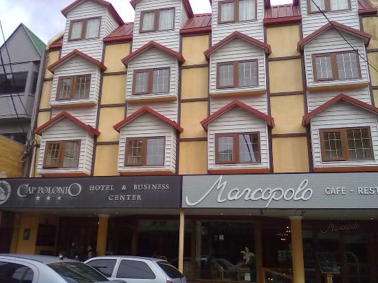 Hotel Cap Polonio: FACHADA DEL HOTEL